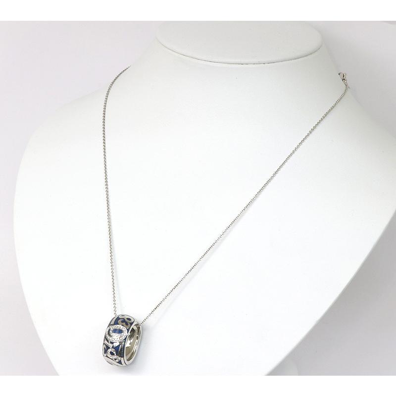 フランクミュラー タリスマン ダイヤモンド ネックレス K18ホワイトゴールド (質屋藤千商店)|fujisen78|06