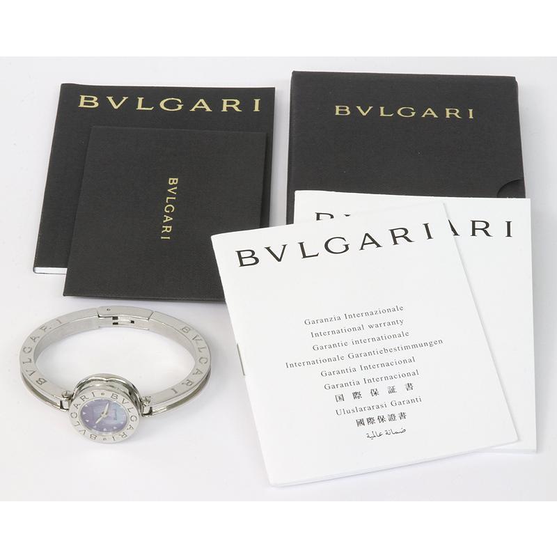 BVLGARI ブルガリ B-zero1 ビーゼロワン シェル レディース クオーツ ウォッチ BB22S   (質屋 藤千商店)|fujisen78|10