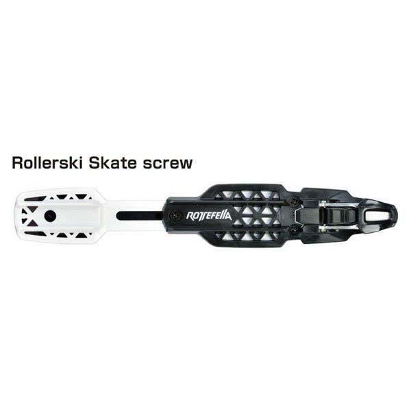 ロッテフェラー 高級 ROTTEFELLA クロスカントリースキー ビンディング NNN 超激安特価 スクリュー スケート ローラースキー 10200309