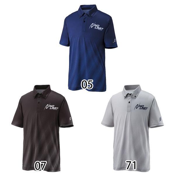 マーケット NISHI 陸上 グラフィックライト ポロシャツ N68-301 メール便利用可 ニシ おすすめ特集