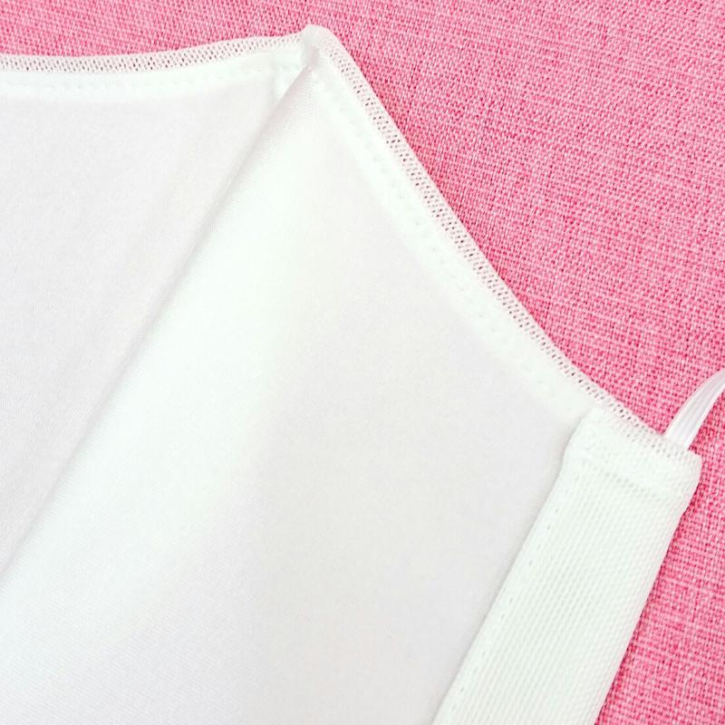 冷感 蒸れない マスク 日本製 洗える 在庫 あり 布マスク 女性用 Mサイズ Sサイズ アトリエフジタ fujita2020 07
