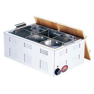 TKG 湯煎式 電気おでん鍋 6ッ切 EOD-31