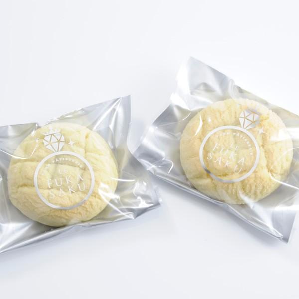 お取り寄せ スイーツ ギフト プレゼント メロンパン お菓子 茨城めろんの片想い プレゼント fukasakunouen 03