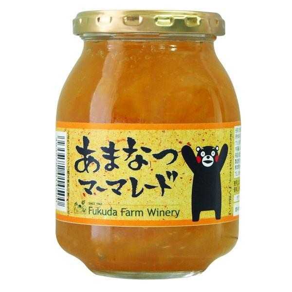 福田農場 九州果実ジャム 甘夏 マーマレード ビッグ 440g 熊本|fukuda-farm