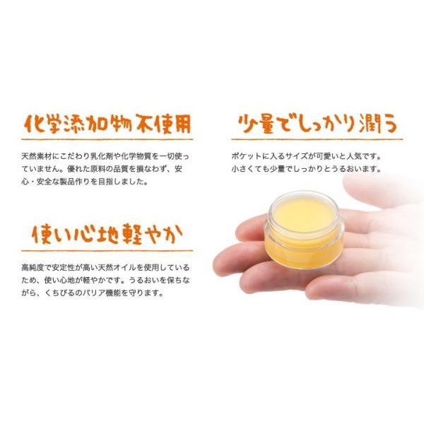 お試し 送料無料 馬柚(馬油) リップクリーム 乾燥対策 天然アロマ 桜島小みかん|fukuda-farm|07
