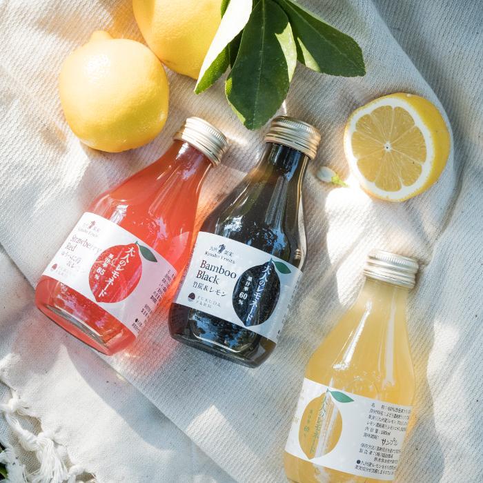 大人のレモネード ノンアルコール カクテル 180ml 8本セット ギフト レモン ジュース 砂糖不使用 fukuda-farm 02