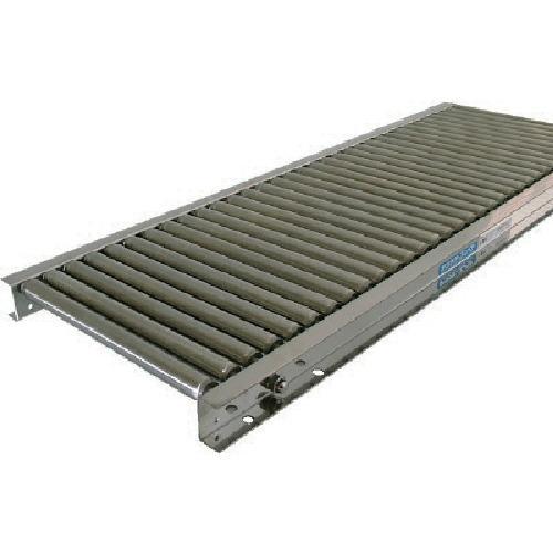 TS ステンレスローラコンベヤ 径25×幅600 ピッチ50 機長1500  LSU25-600515 858-2409