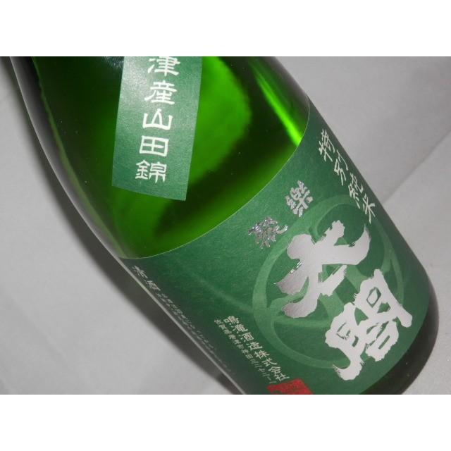 聚楽太閤 特別純米酒 全量山田錦 720ml 鳴滝酒造 [お取り寄せ]|fukudasaketen|02