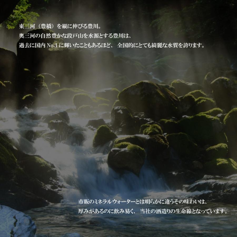 日本酒 四海王純米大吟醸 山田錦BY 1800ml ギフト 贈り物 に最適|fukui-syuzo|07