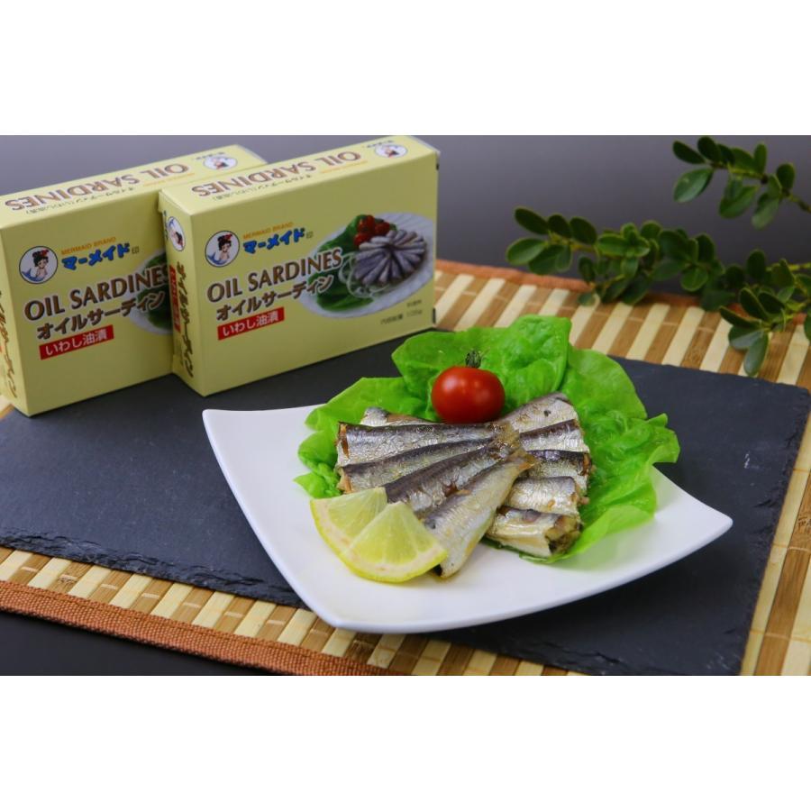 缶詰 オイルサーディン(いわし油漬) 6缶入|fukuican