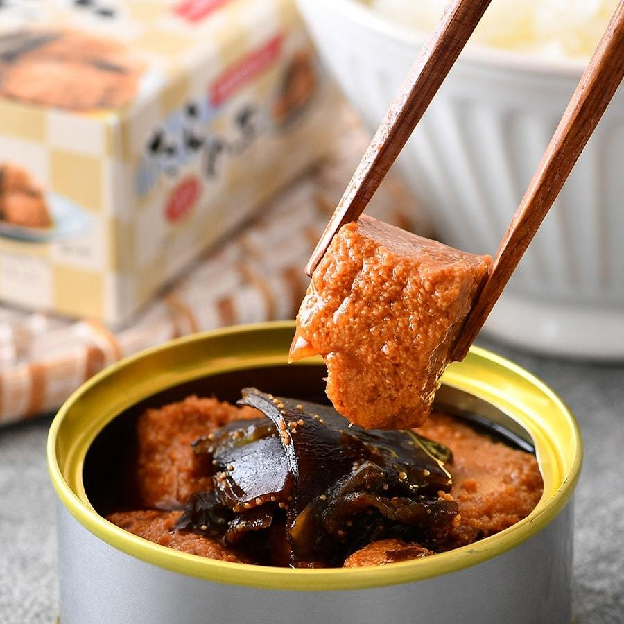 たらの子缶詰(小) 2種8缶詰め合わせ 缶詰 高級 ギフト おすすめ 真鱈の子 非常食 福井缶詰 fukuican 04