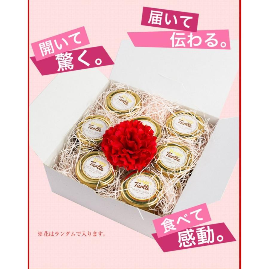 母の日 母の日プレゼント 母の日ギフト お菓子 スイーツ フルーツ ゼリー フルーツゼリー ドライフルーツ 7個入 送料無料 2021 お菓子 誕生日 贈り物 内祝い|fukukame|04