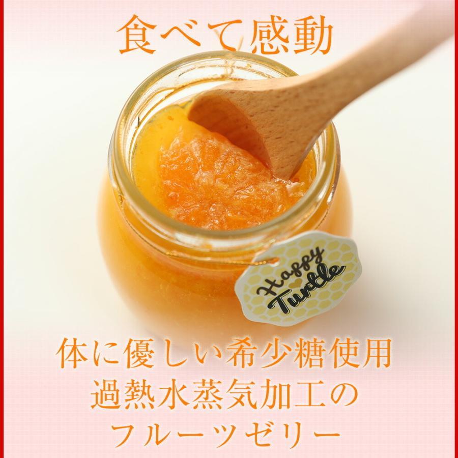 母の日 プレゼント 母の日ギフト  希少糖入 皮も丸ごとゼリー フルーツ ゼリー スイーツ 5個入 ジャム 内祝い バースデー 送料無料 2021  誕生日 贈り物|fukukame|18