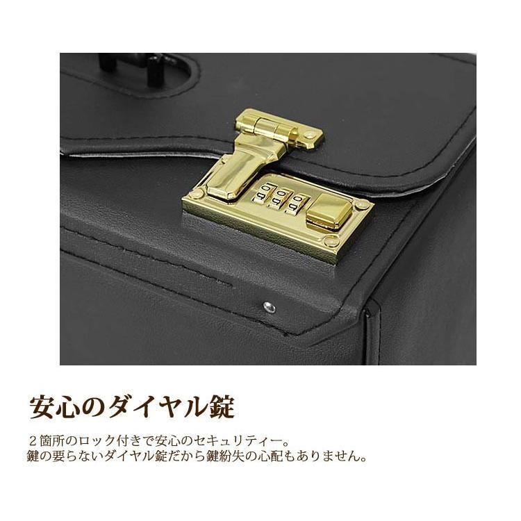 ビジネスバッグ アタッシュケース 日本製 パイロットケース  24-0344 A3 fukukichi 04