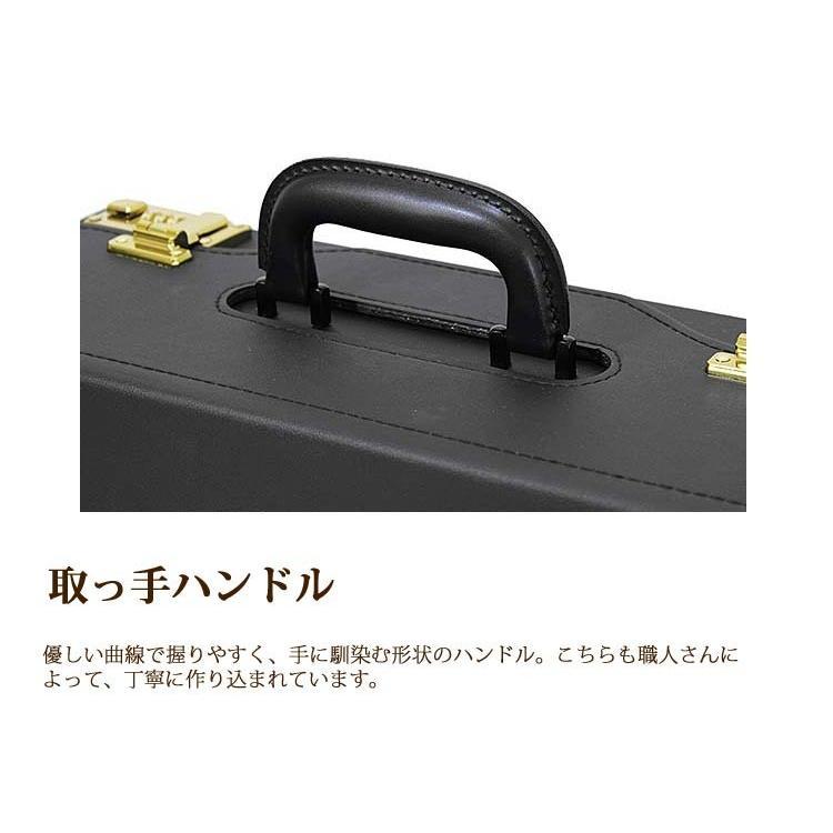 ビジネスバッグ アタッシュケース 日本製 パイロットケース  24-0344 A3 fukukichi 05