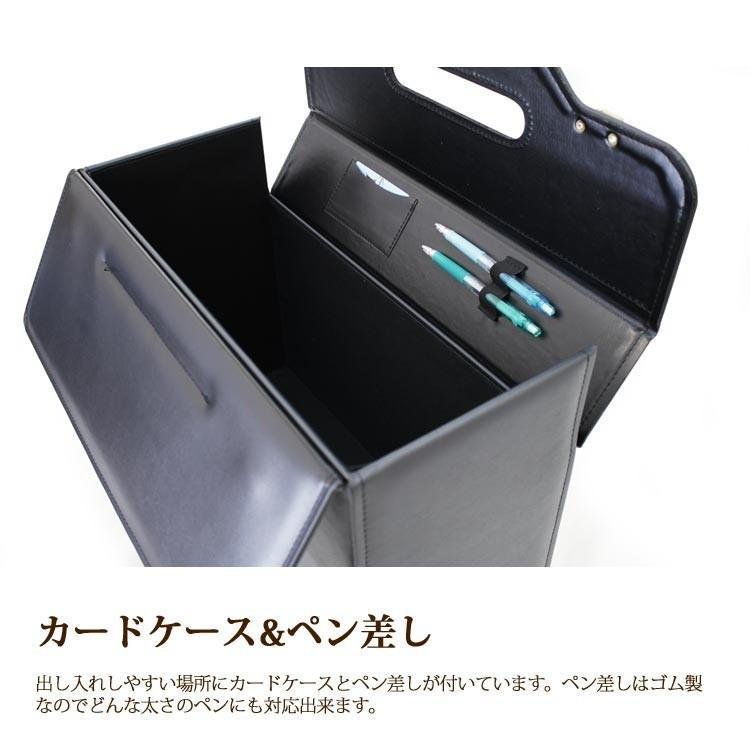 ビジネスバッグ アタッシュケース 日本製 パイロットケース マチ広幅タイプ 24-0345 A3|fukukichi|04