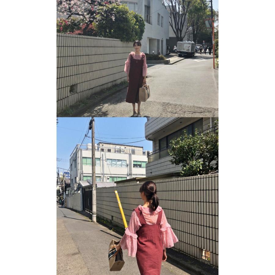 ハンドバッグ バッグ トートバッグ トート マザーズバッグ かばん レディース 大きめ ストライプ 肩掛け 大容量 柄 帆布 布製 手提げ 軽い 軽量 通勤 シンプル|fukumarufukumaru|21
