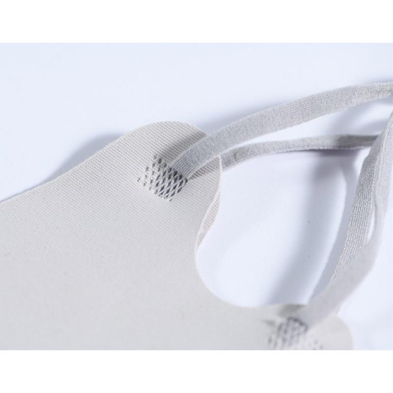 マスク 子供用 夏 肌接触感抜群 耳痛くない 3枚セット キッズ用 ひんやり 蒸れない 冷感マスク 洗える 布マスク 抗菌 立体 通気性 UVカット fukumarufukumaru 15