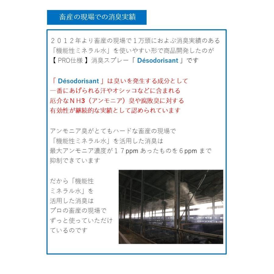 D1/C0【PRO仕様】NH3消臭「Desodorisant」|fukuoka1518jp|06