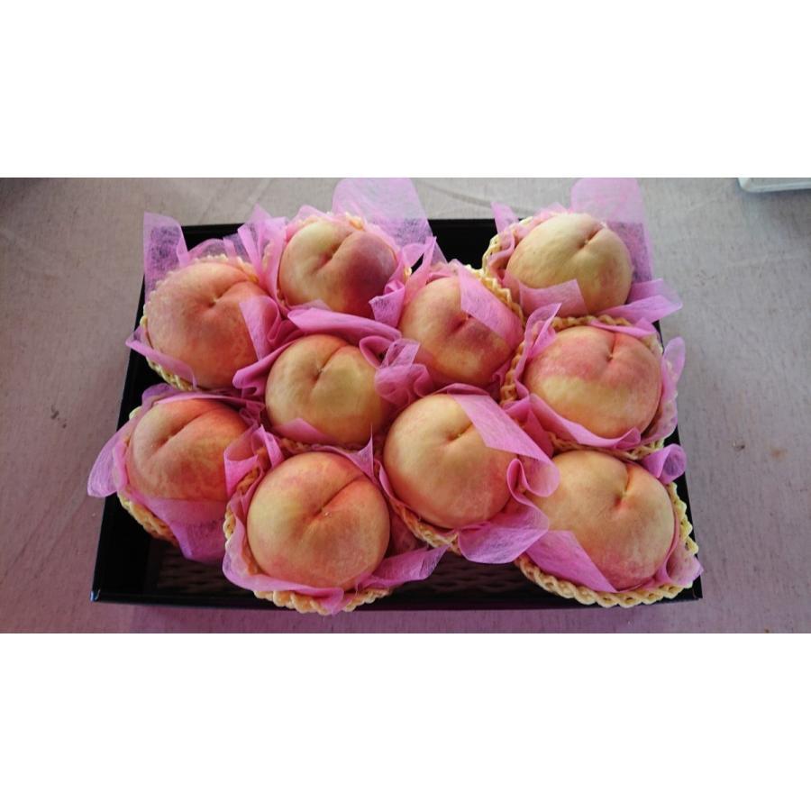 まるせい果樹園の桃 きららの極み ご贈答用 |fukushimamarusei