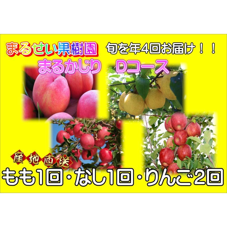 まるせい果樹園 まるかじりDコース fukushimamarusei