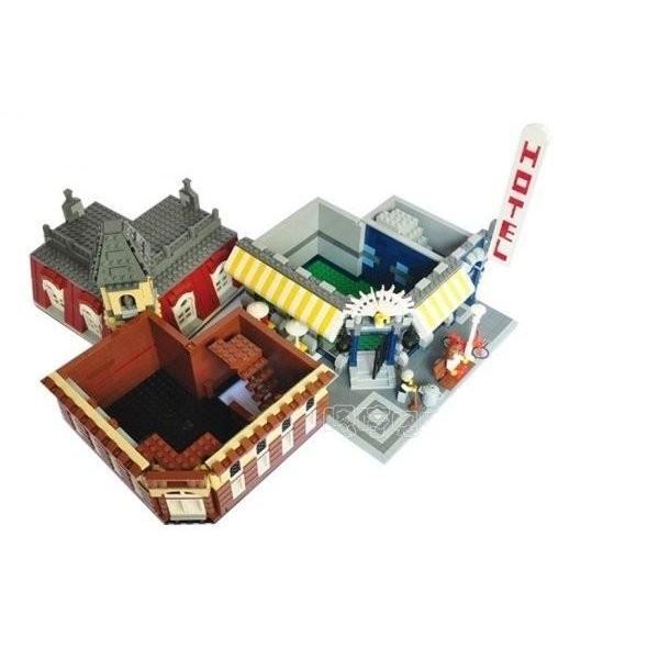 レゴ 10182 カフェコーナー 互換品 クリエイター fulfilldream 02
