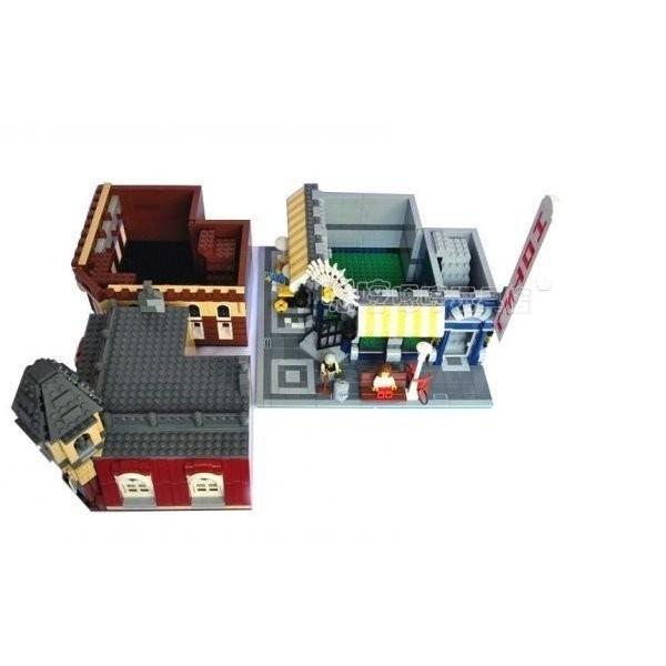 レゴ 10182 カフェコーナー 互換品 クリエイター fulfilldream 03