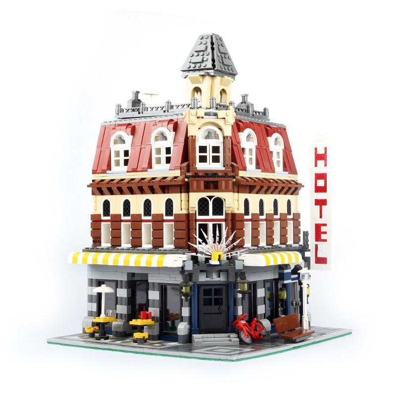 レゴ 10182 カフェコーナー 互換品 クリエイター fulfilldream 05