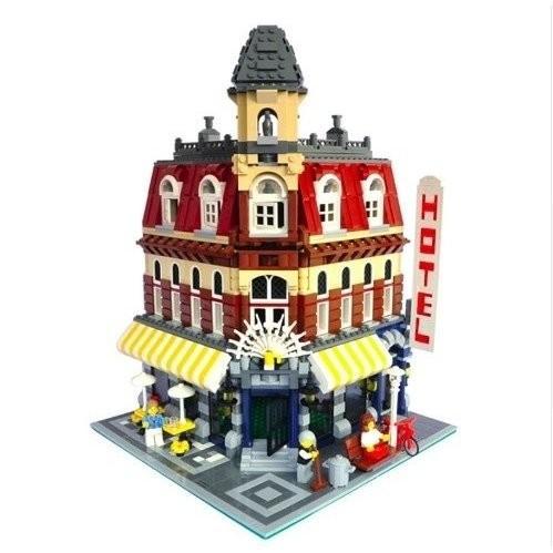レゴ 10182 カフェコーナー 互換品 クリエイター fulfilldream 06
