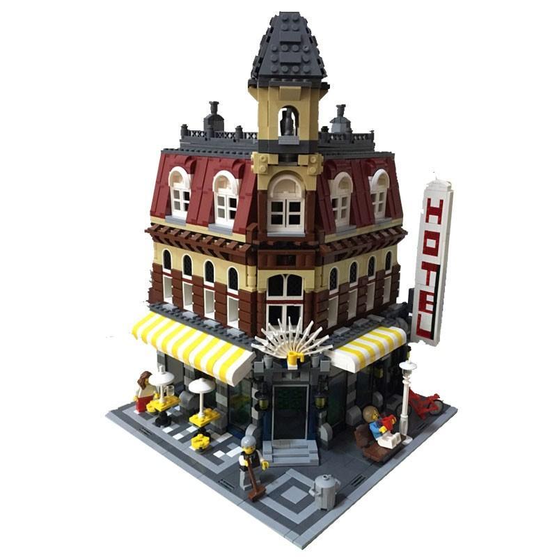 レゴ 10182 カフェコーナー 互換品 クリエイター fulfilldream 07