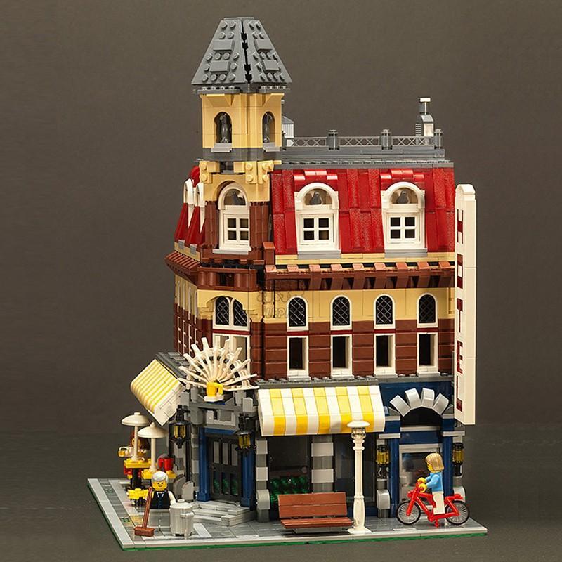 レゴ 10182 カフェコーナー 互換品 クリエイター fulfilldream 08