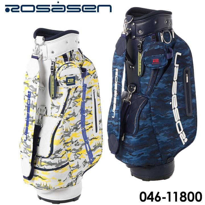 ロサーセン 046-11800 カート型 キャディバッグ 2019 9型 3.5kg Rosasen 送料無料