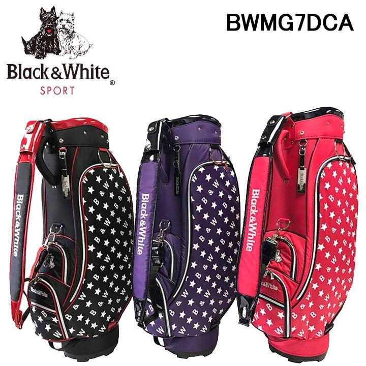 経典ブランド ブラック Black&White&ホワイト レディース キャディバッグ 8.5型 46インチ対応 Black&White 8.5型 46インチ対応 BWMG7DCA 数量限定/特別価格 送料無料 即納, アイデアがいっぱい:294e4180 --- airmodconsu.dominiotemporario.com