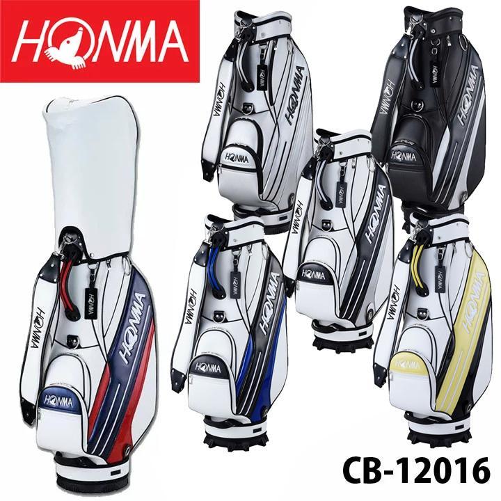 35%OFF 本間ゴルフ CB-12016 サイドライン入りスポーツタイプキャディバッグ 新作続 ゴルフ HONMA 本間 日本正規品 数量限定 2020 即納 特別価格