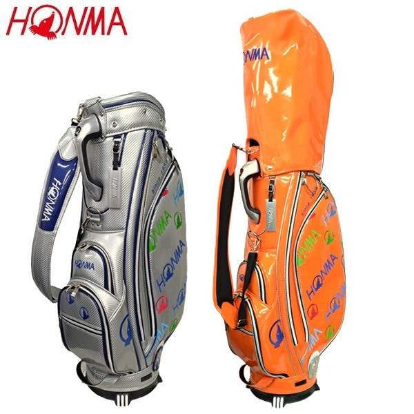 本間ゴルフ CB-1728 キャディバッグ 9型 4.4kg 47インチ対応 数量限定 税込 2017 ホンマ 即納 HONMA 特別価格 贈呈