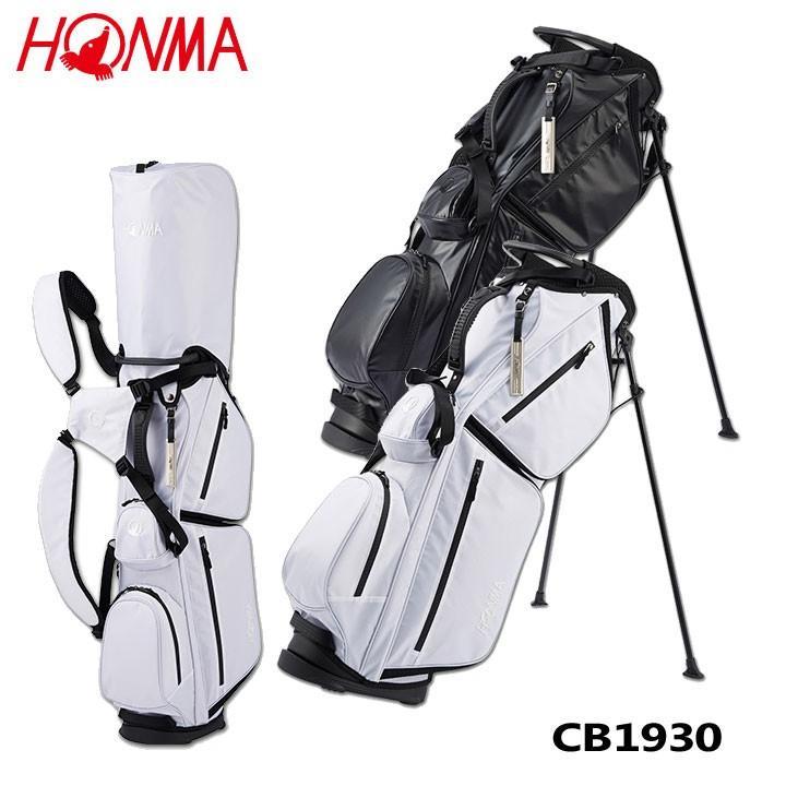 【2019モデル】本間ゴルフ 軽量スタンドタイプキャディバッグ CB-1930 HONMA