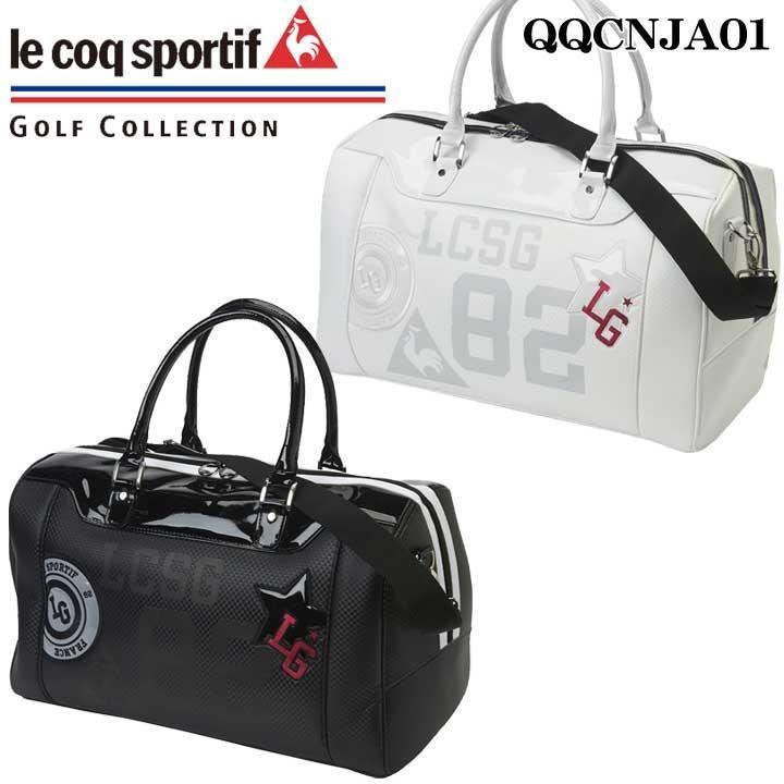 レディース ルコック QQCNJA01 ボストンバッグ le coq 2019 数量限定/特別価格