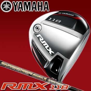 ヤマハ リミックス 118 ドライバー シャフト:Speeder661 EVOLUTION4 カーボン YAMAHA RMX 118 2018