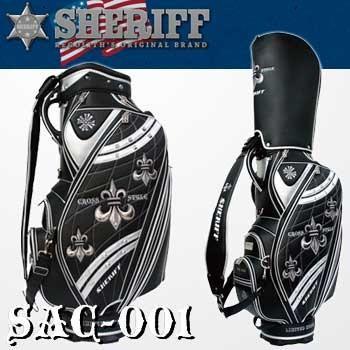 シェリフ SAC-001 キャディバッグ アクセサリーシリーズ ツアーカート SHERIFF ACCE SERIES