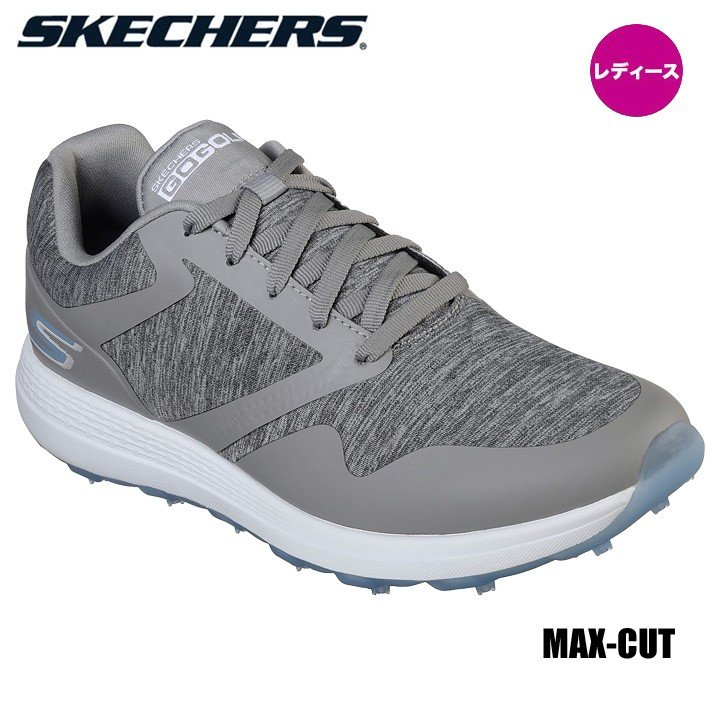 レディース スケッチャーズ 14879 MAX CUT ゴルフシューズ 2019モデル