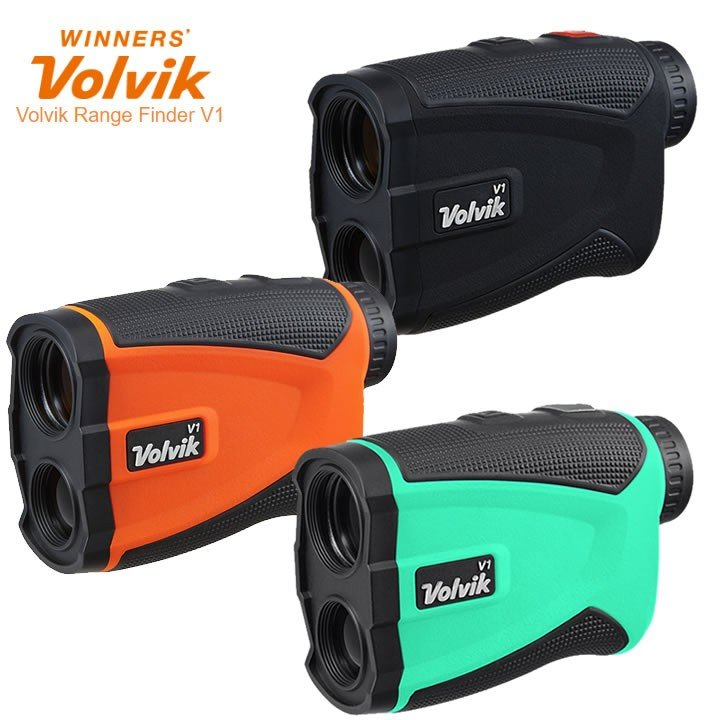 ボルビック レンジファインダー V1 レーザー距離計測器 Volvik Range Finder V1 数量限定/特別価格 即納
