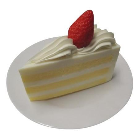 【送料無料】日本職人が作る 食品サンプル ショートケーキ IP-158(北海道・沖縄・離島は別料金)