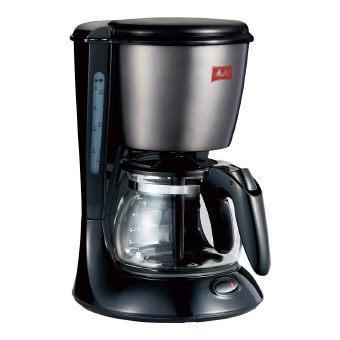 メリタ コーヒーメーカー ツイスト SCG58-3-B B/ジェットブラック|fullcolor-print