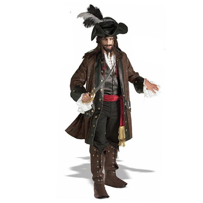 ハロウィン 仮装 海賊 ハロウィン 大人 男性 11点セット コスプレ コスチューム パイレーツオブカリビアン 仮装 コスプレ衣装
