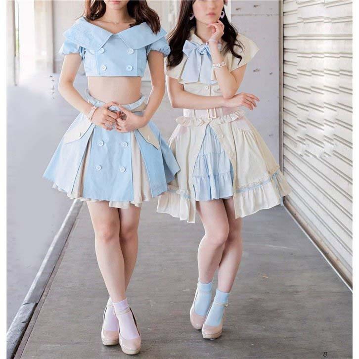 柏木 由紀 渡辺麻友 コスチューム AKB48 制服衣装 コスプレコスチューム コスプレ衣装bw047c0