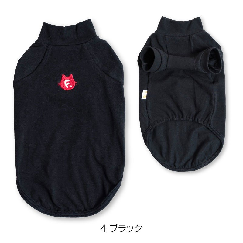 【2020年冬新作】【猫専用】猫用シンプル袖付きTシャツ【ネコポス値2】|fullofvigor-yshop|17