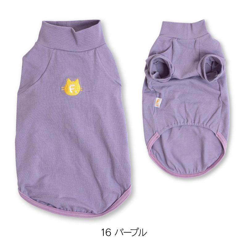 【2020年冬新作】【猫専用】猫用シンプル袖付きTシャツ【ネコポス値2】|fullofvigor-yshop|20