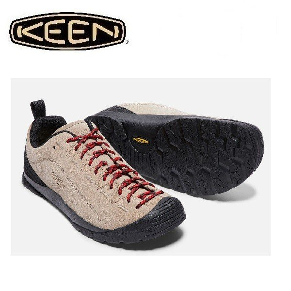KEEN JASPER キーン ジャスパー シルバーミンク 1002672 メンズ シューズ 靴 アウトドア キャンプ スニーカー