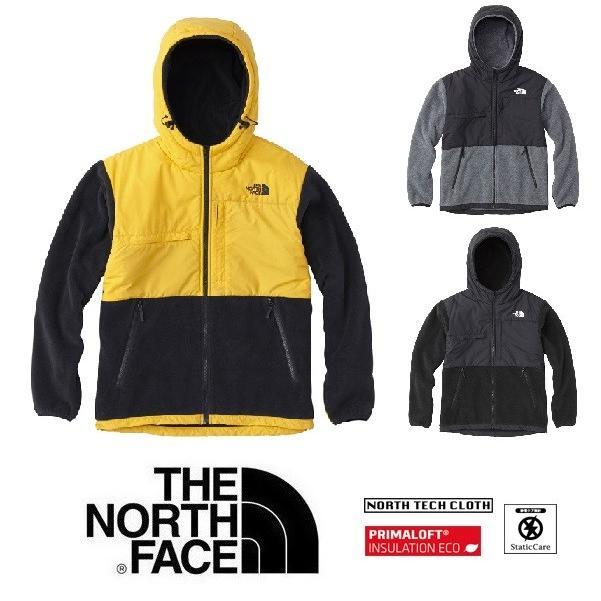 THE NORTH FACE Denali Hoodie ノースフェイス デナリフーディ NA71832 メンズ フリース パーカー プリマロフト アウトドア