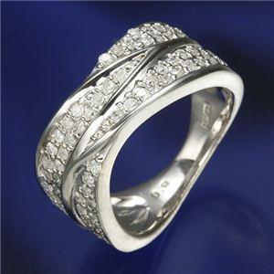 【お買得】 0.6ctダイヤリング 指輪 ワイドパヴェリング 9号, ヘルスケア コヤマ db9aac5e
